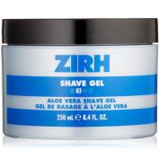 Zirh International Men's 250ml Aloe Vera Shave Gel