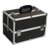 Hiker Professional Extendable Trays Makeup Case with Dividers