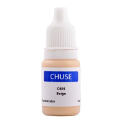 Micro pigment Corrector Tattoo ink Cosmetic CHUSE permanent Makeup C405 Beige 10ml