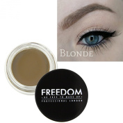 Freedom Makeup Eyebrow Definition Brow Pomade Blonde