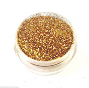 Glitter Pot - GM31 Metallic Light Gold Glitter Eye Eye shadow Nail Art Face And Body