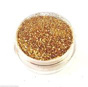 Glitter Pot - GM31 Metallic Light Gold Glitter Eye Eye shadow Nail Art Face And Body