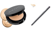 Avon Ideal Flawless Cream Concealer - FAIR and concealer brush