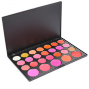 FantasyDay® Pro 26 Colours Cream Lip Gloss Makeup Palette Cosemetic Contouring Kit - Ideal for Professional and Daily Use