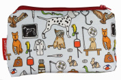 Selina-Jayne Vets Limited Edition Designer Cosmetic Bag