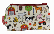 Selina-Jayne Farmyard Limited Edition Designer Cosmetic Bag