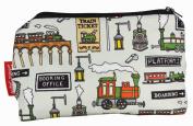 Selina-Jayne Steam Trains Limited Edition Designer Cosmetic Bag