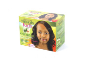 Avocado No-Lye Afro Hair Relaxer for Kids (1 strength for fine to coarse hair) by Ayaan Naturals