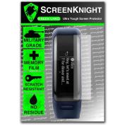 ScreenKnight® Garmin Vivo Smart HR Front Screen Protector invisible shield