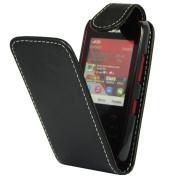 NWNK13® Nokia C2-01 Pu Leather Vertical Flip Case Cover