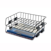 Sparco Wire Letter Size Desk Tray