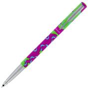 Parker Vector Swirls Medium Point Rollerball Pen