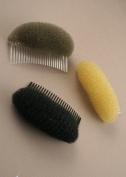 Bump comb hair styler - hair shaper