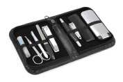 Manicure Travel Set 10pc in Handy Zip Case