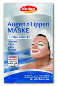 Schaebens Eye and Lip Mask Pack of 10