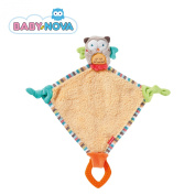 Babynova Cuddly Blanket with Biting Corner