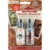 Adirondack Copper/ Pearl Metallic Mixative