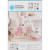 Martha Stewart Adhesive Blossoms Stencils