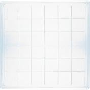 Inkadinkado 15cm Square Large Acrylic Block