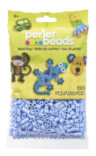 Perler Beads Blueberry Creme Bead Bag (1000 Count) by Perler Beads