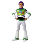 Disguise Buzz Lightyear Disney Toy Story Kids Halloween Costume