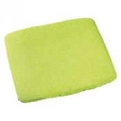 Odenwälder cover for chainging table pad, terry cloth, lime