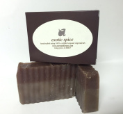 ORGANIC EXOTIC SPICE HANDMADE SOAP-ALL NATURAL & VEGAN