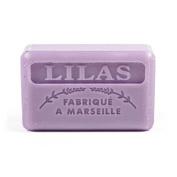Foufour 125G Savon De Marseille Soap - Lilac