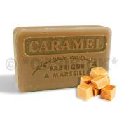 Foufour 125G Savon De Marseille Soap - Caramel