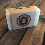 Skrubb-A-Dub Baby Bar - Aloe & Lavender for Sensitive Skin - Premium Handmade Soap - 100% Natural & Organic