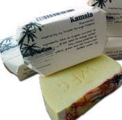 Kamala - exotic lemongrass or litsea vegan soap