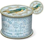 Punch Studio Antique Bird Soap in Spool Box
