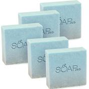 Soap Club Sea Breeze Handmade Natural Soap Bar 160ml 5 Pack