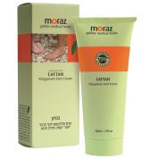 Herbal Moraz Caftan Polygonum Foot Cream for Dry Skin Men & Women, 50 ml