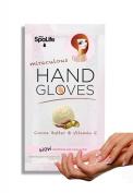 Spa Life Moisturising Hand Gloves - Cocoa Butter & Vitamin E - Dermatologist Recommended Hand Healing Gloves