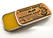 3 Pack Medicinal Lip Balm By Honest Amish- All Natural Herbal Remedy