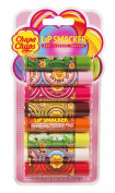 Lip Smacker Chupa Chups Lip Balm 8 Piece Party Pack
