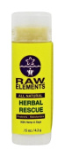 Raw Elements - All Natural Lip Balm Herbal Rescue - 5ml