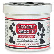 Udderly Smooth Udder Cream, Lightly Scented 350ml (340 g) package of 2
