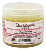 Bee Natural - 100% Pure Natural Baby Bum and Nappy Rash Cream - 170ml