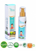 Vitro Naturals Aloe Hand & Body Moisturising Lotion (Bottle Pack) - 100 gm