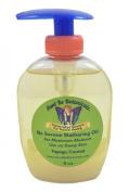 Aunt Be Botanicals Natural Preservative-Free Body Slathering Oil, Be Serene - Papaya Coconut