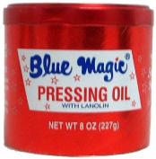 Blue Magic Pressing Oil Pomade 200ml