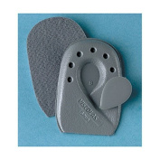 SoftPoint Viscolas Heel Spur Cushions. D. X-Large. Grey by FLA Orthopaedics