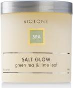 BIOTONE Green Tea & Lime Leaf Salt Glow - 590ml