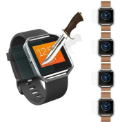 ABC® 5PC For Fitbit Blaze Smart Watch Explosion Proof Tempered Glass Film Screen Protector