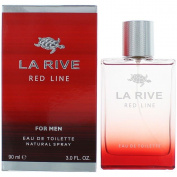 Red Line by La Rive, 90ml Eau De Toilette Spray for Men