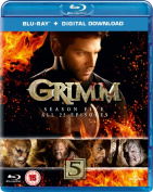 Grimm: Season 5 [Region B] [Blu-ray]