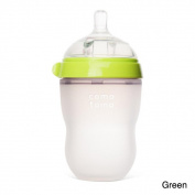 Comotomo Natural Feel 240ml Baby Bottle