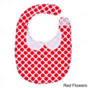 Baby Flannel Adjustable Bib